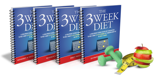 The 3 Week Diet!