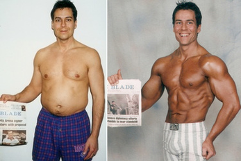 WARNING! Don't take another pill or go to the gym until you read this amazing story…