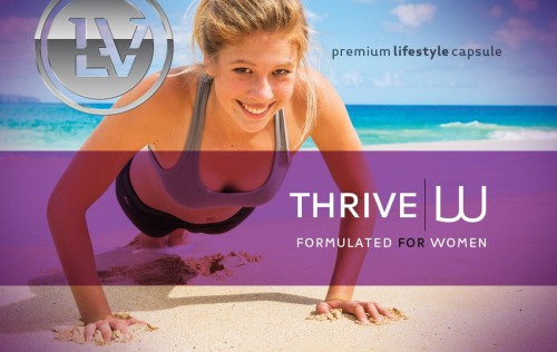 Le-Vel: Take The Eight Week Thrive Experience!