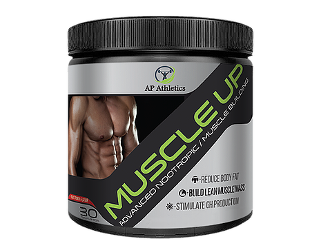 """MUSCLE UP""…Build Lean Muscle Mass. Order Now!"
