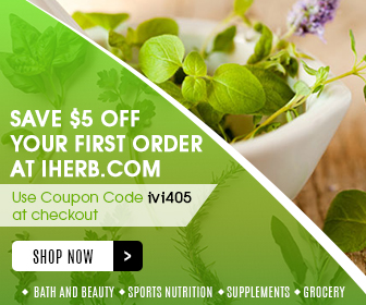 iHerb…Save $5 Off Your First Order!