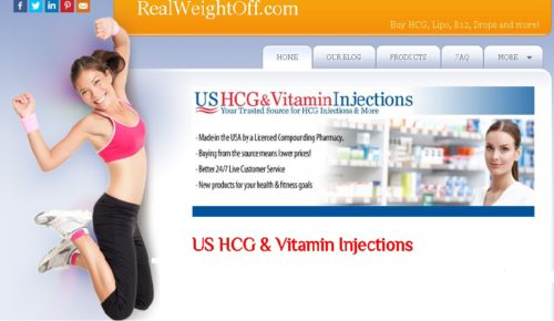 Lose Weight Fast!…US HCG & Vitamin Injections