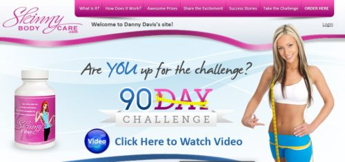 Skinny Body Care 90 Day Challenge!