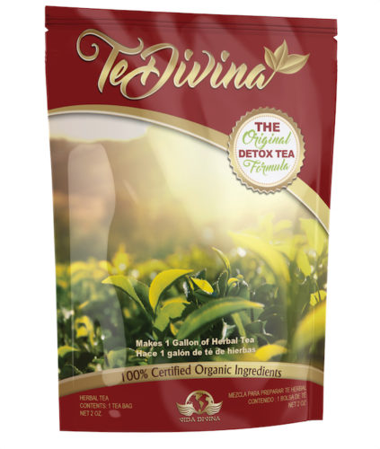 Vida Divina The Original Detox Tea
