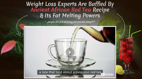Red Tea Detox Program!