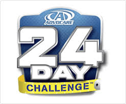 Give your body the jumpstart to help you reach your goals with the 24-Day Challenge®