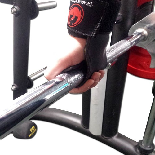 "Dragon Grips…The ""Best Weight Lifting Grips"" Around!"