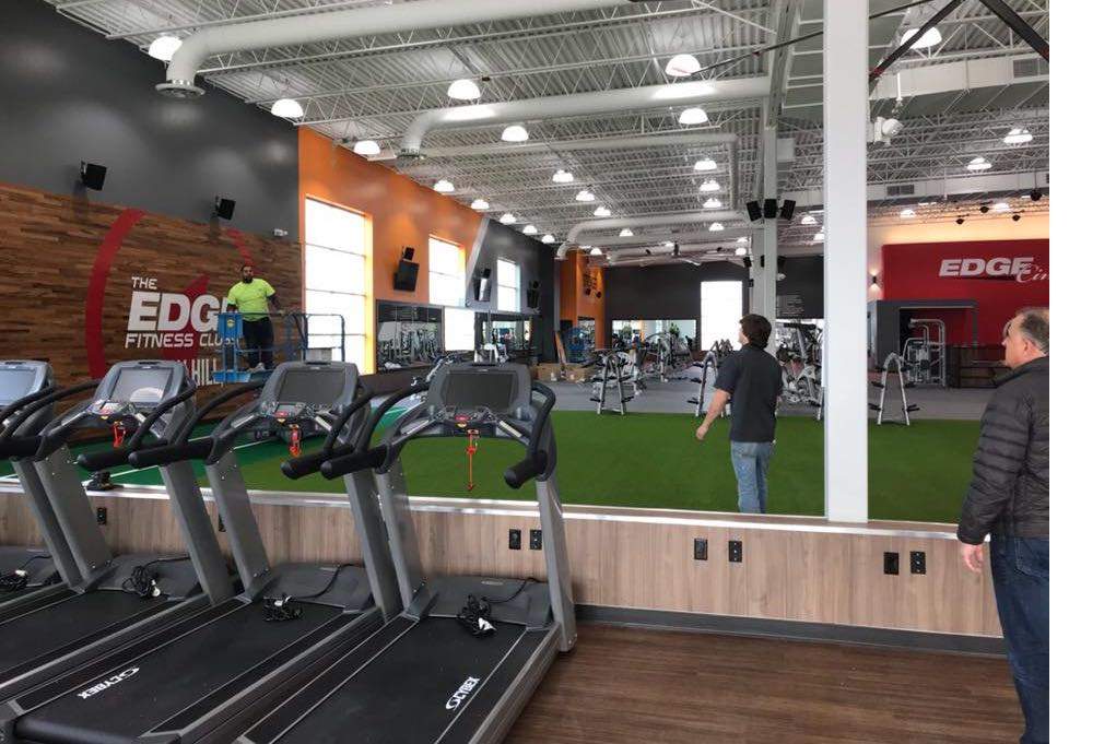 Edge Fitness Clubs Is Opening Five New Gyms Around Philadelphia