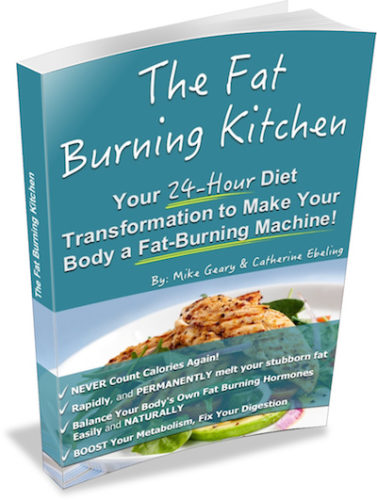 The Fat Burning Kitchen! Burn Fat Now…