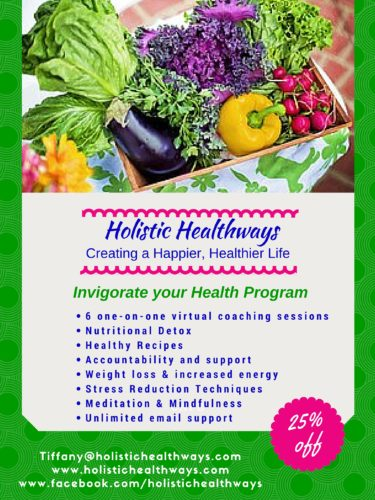 Holistic Healthways will put you on the path to a healthier lifestyle now.