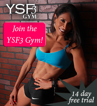 Yvette Salva…7 DAY JUMPSTART EXERCISE AND DIET CHALLENGE
