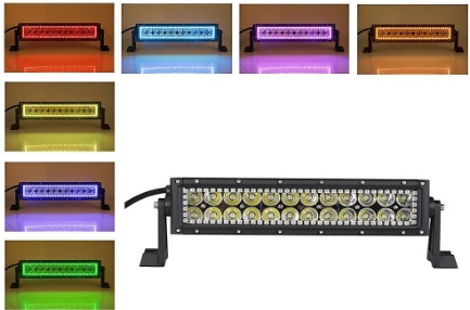 NKLighting Led Working Light Bar!