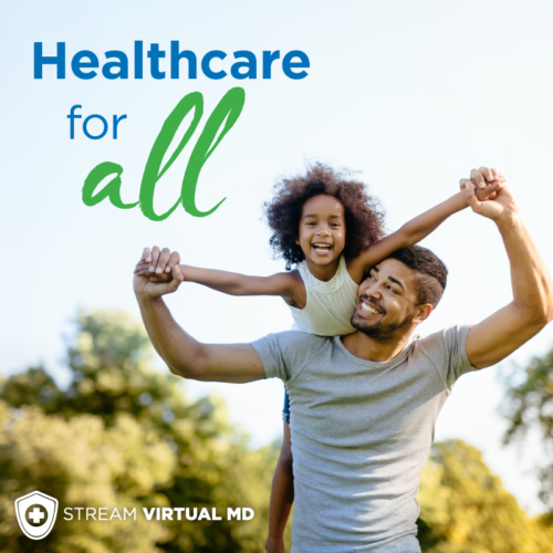 Cover entire family, unlimited usage – Virtual Medical for one dollar a day!