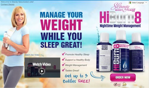 Manage Your Weight While You Sleep Great!