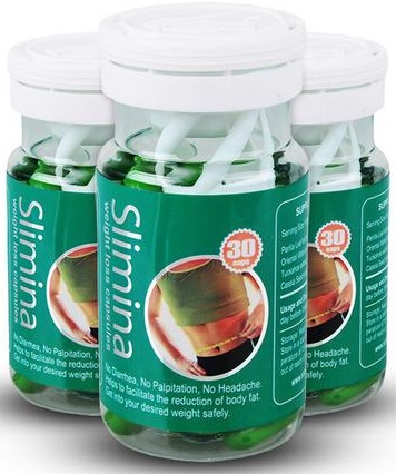 SLIMINA! Weight Loss Capsules