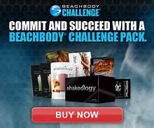 Beachbody Challenge Pack!