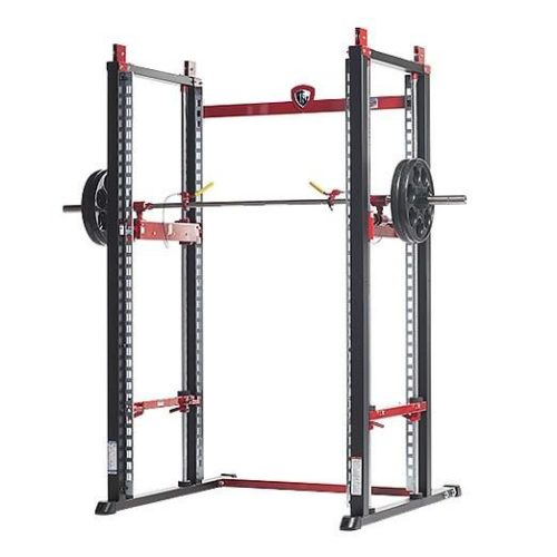 Super Bowl Champion Designs The World's First Omnidirectional Smith Machine.