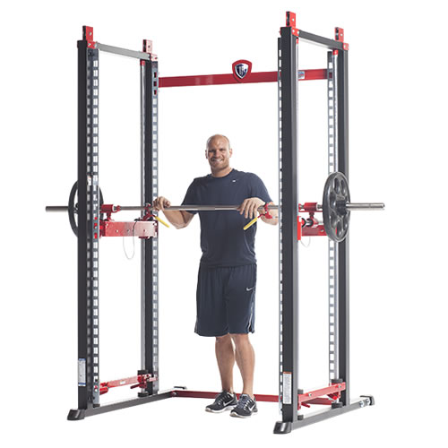 XPT…The World's First Omnidirectional Smith Machine