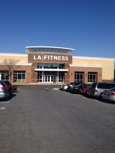 LA Fitness opening a location