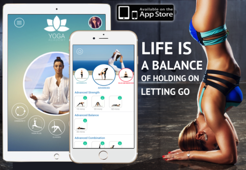 Yoga Academy – Your Personal Instructor for Warm-ups, Core Power Yoga Routines and Stress Relief